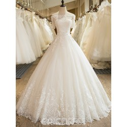 Small Crop Of Off The Shoulder Wedding Dresses