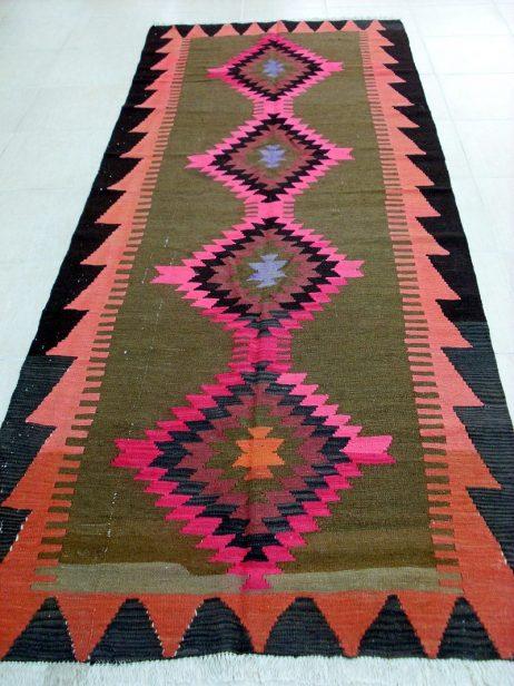 Oud Quba Kelim 300 x 115