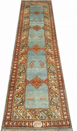 Perzisch Tapijt Heriz Loper 290 x 70