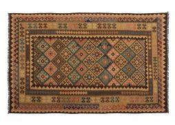 Oosterse Afghaan Khyber kelim  308 x 196 cm