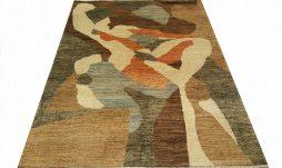 Gabbeh Modern Tapijt  198 x 152 cm