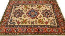 Kazak Oosters Perzisch Tapijt  206 x 153 cm
