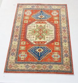 Kazak Oosters Perzisch Tapijt  210 x 152 cm