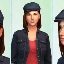 The Sims 4 Create-A-Sim Face 2