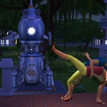 The Sims 4 Make Out