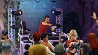 The Sims 4 DJ Booth Get Together Expansion