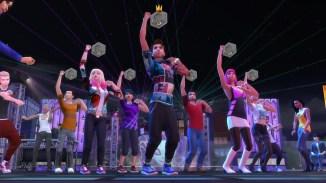 Sim 4 dance club