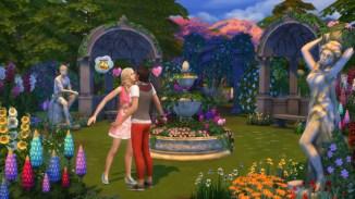 Sims 4 Romantic Garden Date