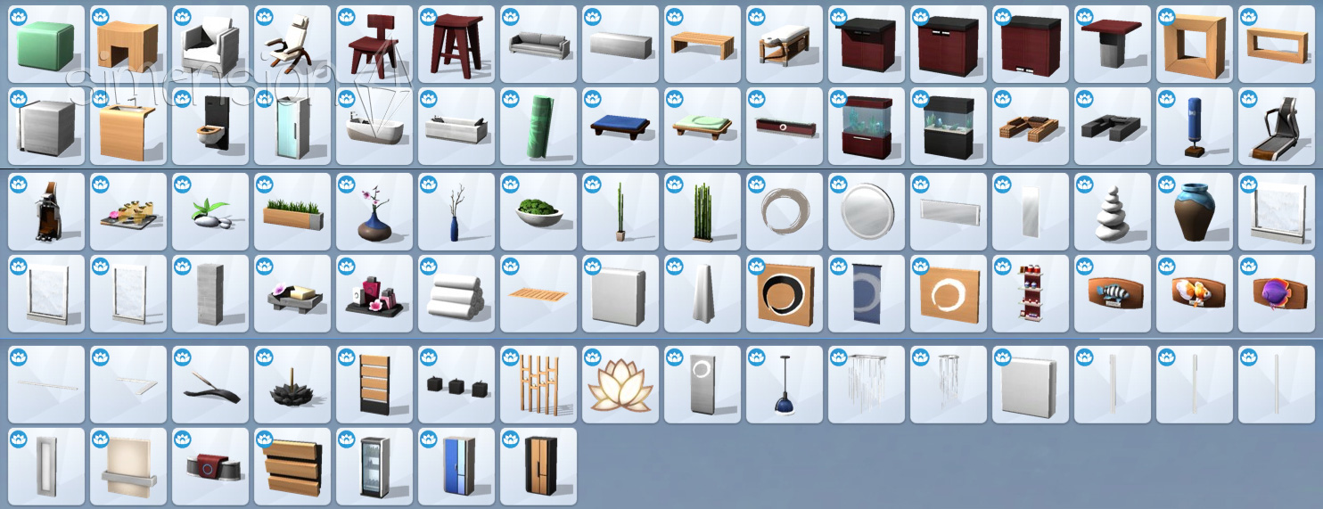 Sims 4 Kinderzimmer Accessoires Die Sims 4 Wellness Tag Simension