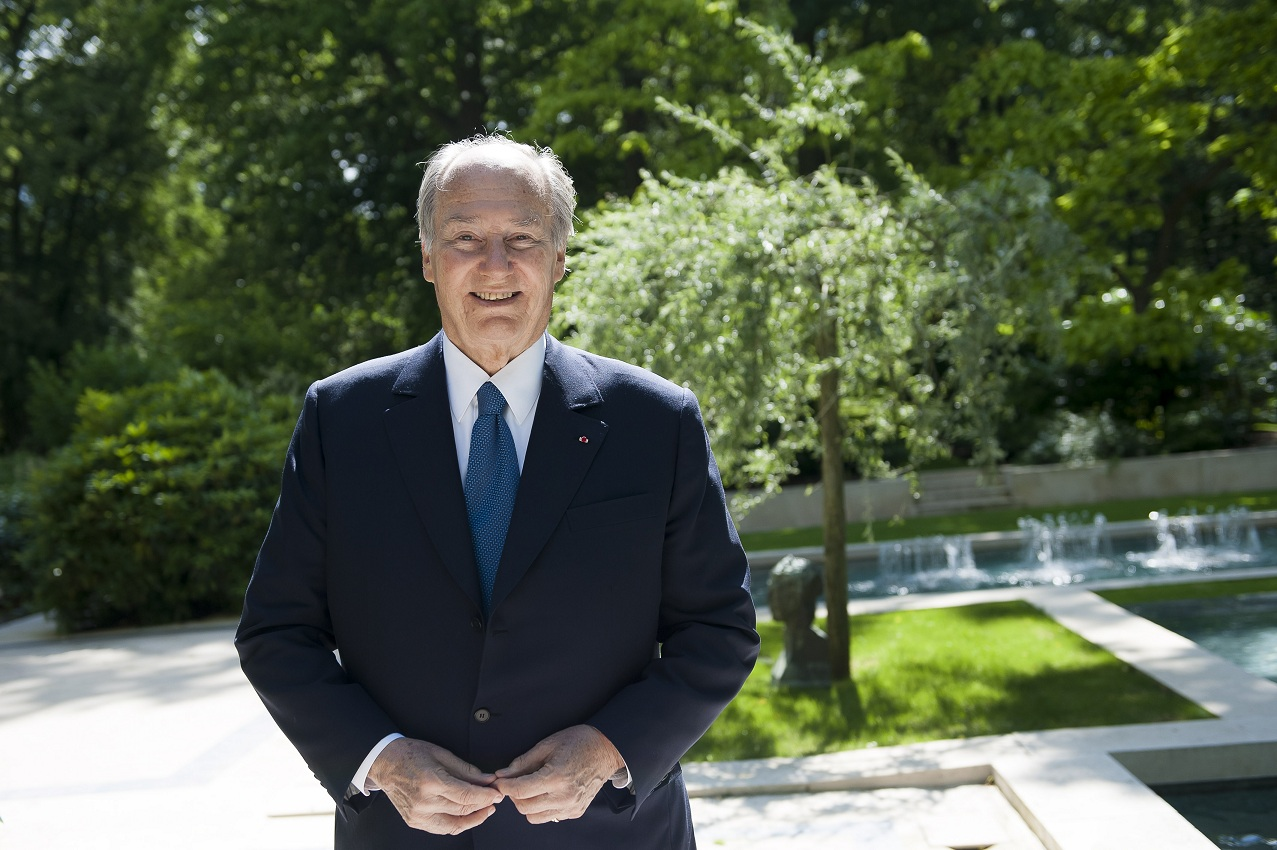 Aga France 2012 Simerg Photo Collection His Highness The Aga Khan