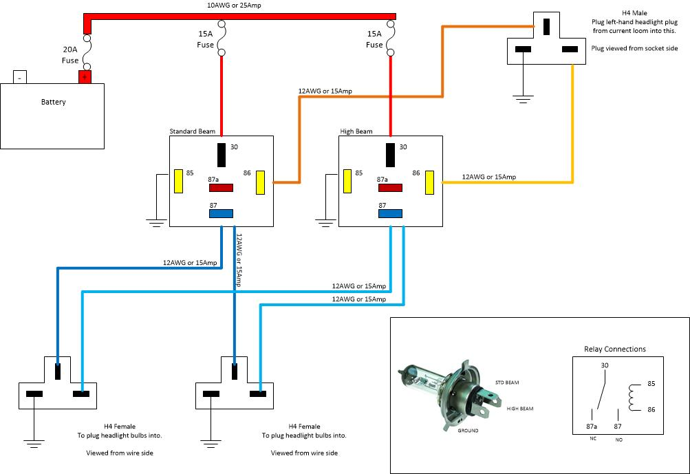 Car Dimmer Switch Wiring Wiring Diagram