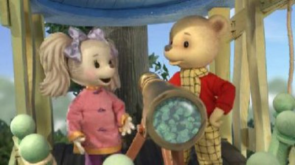 Rupert Bear Follow The Magic Season 1 Episode 6