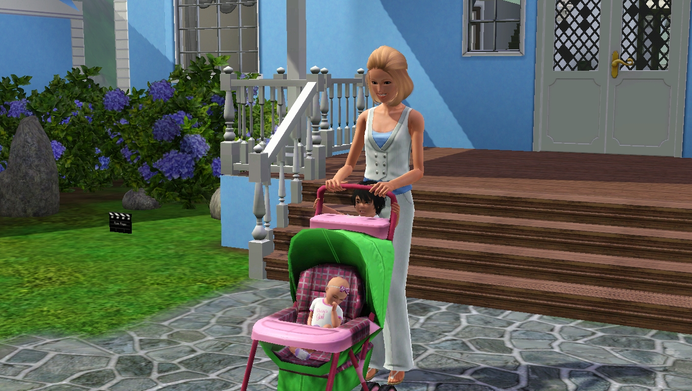 Sims 4 Toddler Stroller Mod Making Poses For Stories The Sims Forums