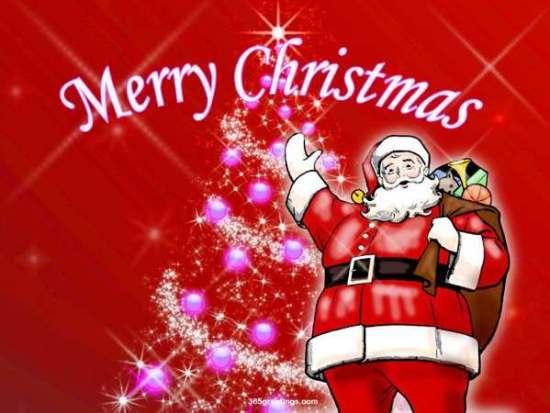 gambar DP BBM dan kartu ucapan selamat Hari Natal  (1)