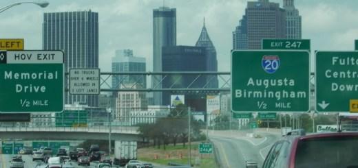 Benvenuti ad Atlanta, Georgia