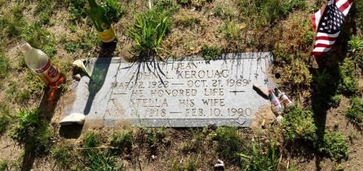 Scoprire Lowell: Edson Cemetery, il sepolcro di kerouac