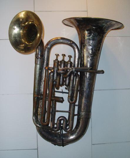 Double b flat Tuba Fingering Chart