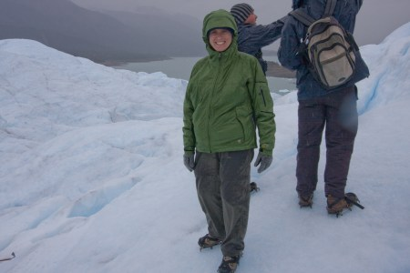 Ice Trekking In El Calafate