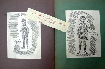 Nazi stamps (2/2)