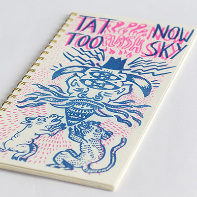 Tattoo Flash Book — risoprint