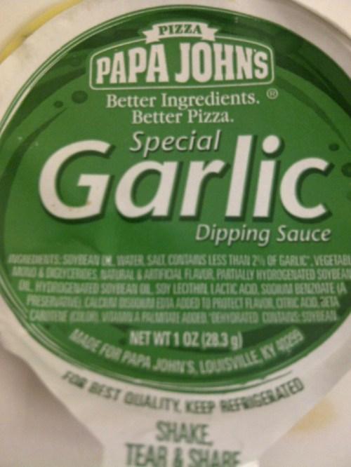 Medium Of Papa Johns Nutrition