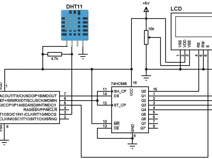 simple humidity sensor