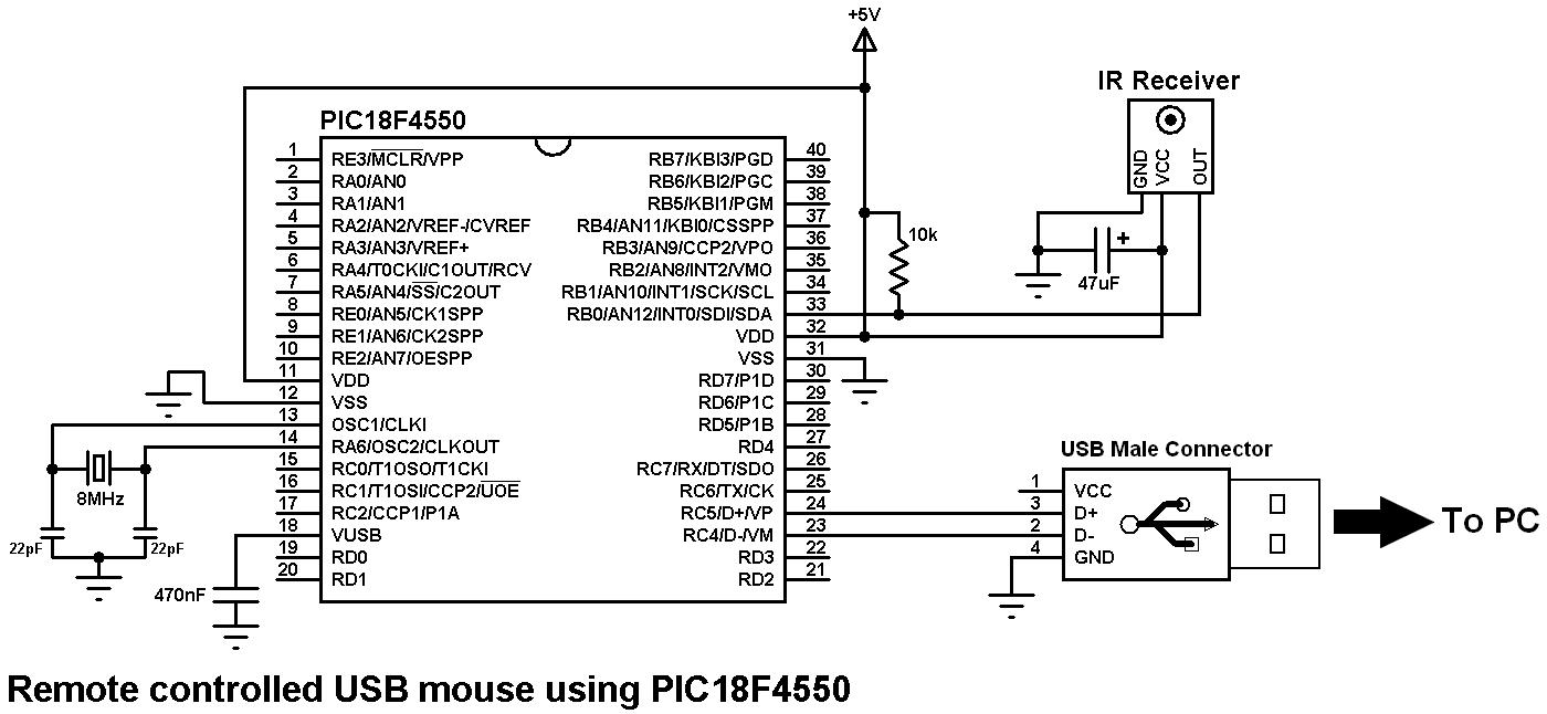 basic breadboard circuit