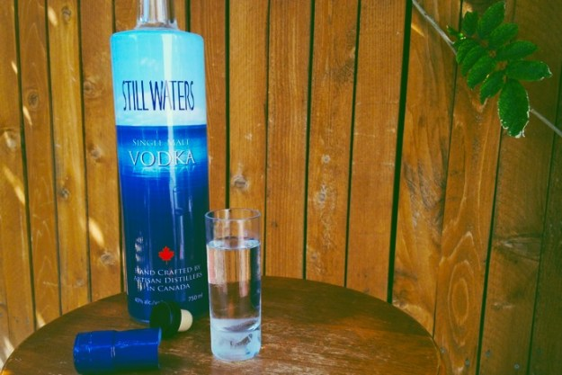 Still Waters Single Malt Vodka