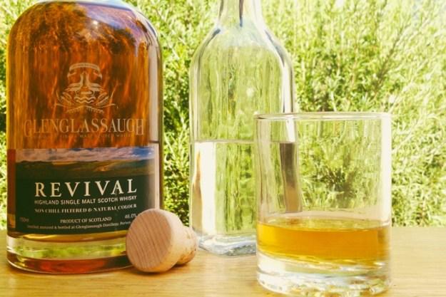 Glenglassaugh Revival Scotch