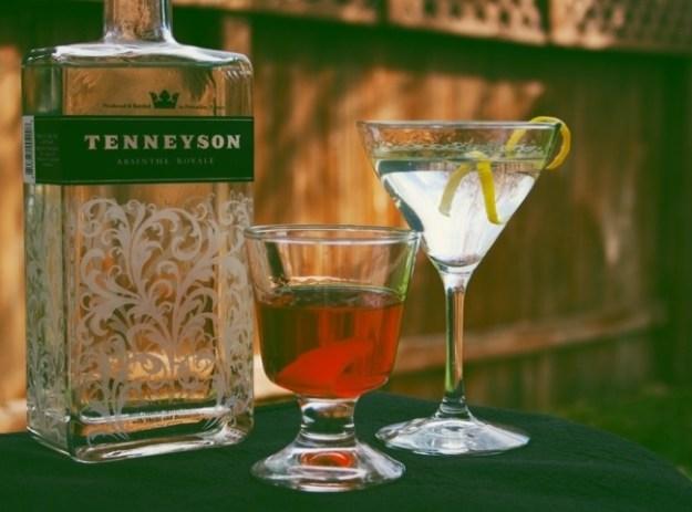 tenneyson absinthe