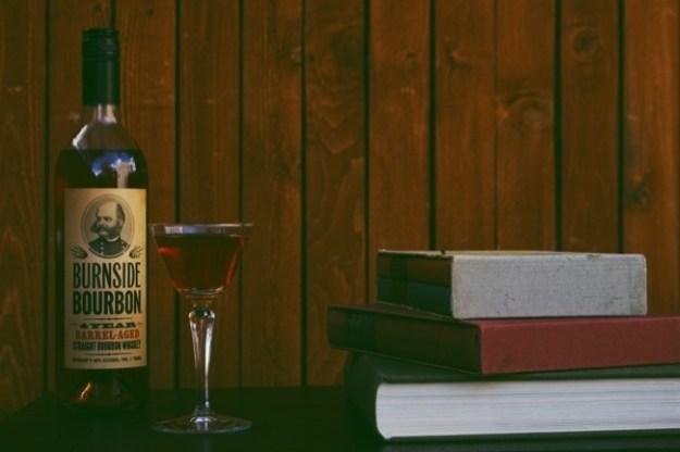 burnside bourbon and j.r.'s revenge