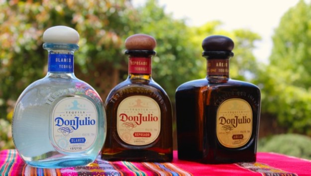 don julio tequilas