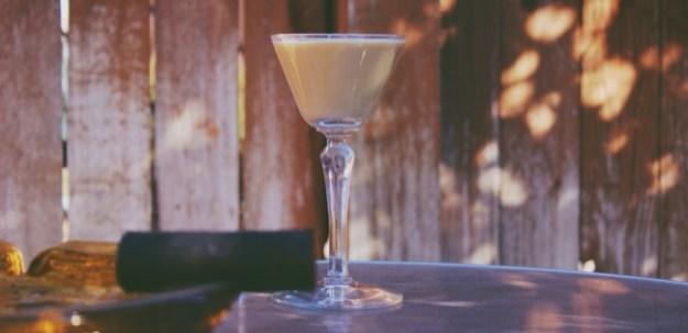 rum alexander