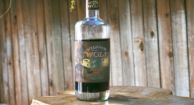 william wolf coffee whiskey