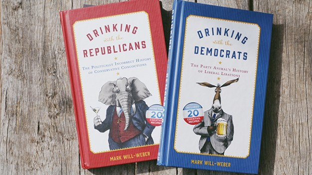 drinking with the republicans drinking with the democrats