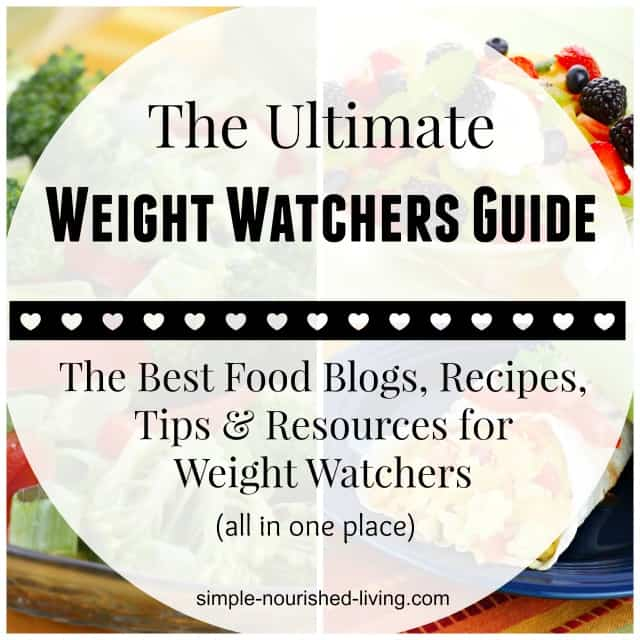 Ultimate Guide to Best Weight Watchers Recipes Blogs  Success Stories