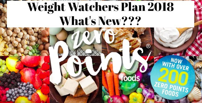 Weight Watchers New Program Changes for 2018? US Freestyle! UK Flex!