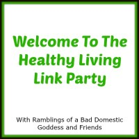 Healthy Living Link party #24