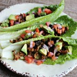 Taco lettuce wraps Simple and Savory