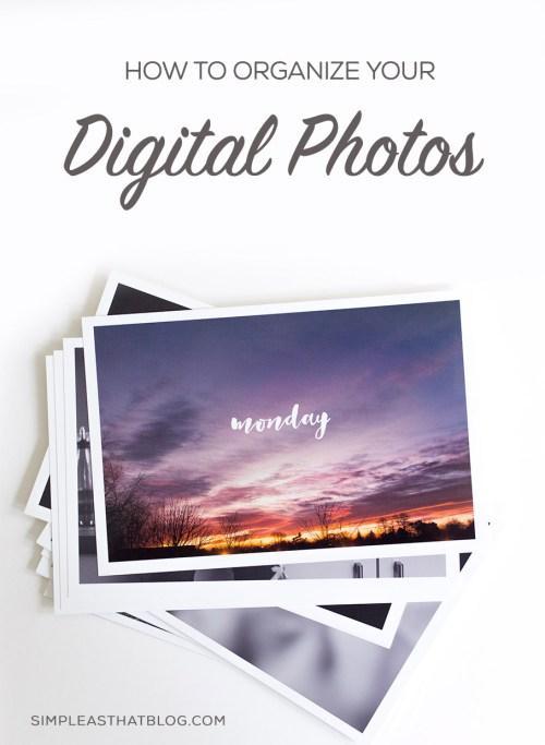 Medium Of How To Organize Digital Photos