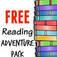 Make Reading Fun w/ FREE Printable Pack
