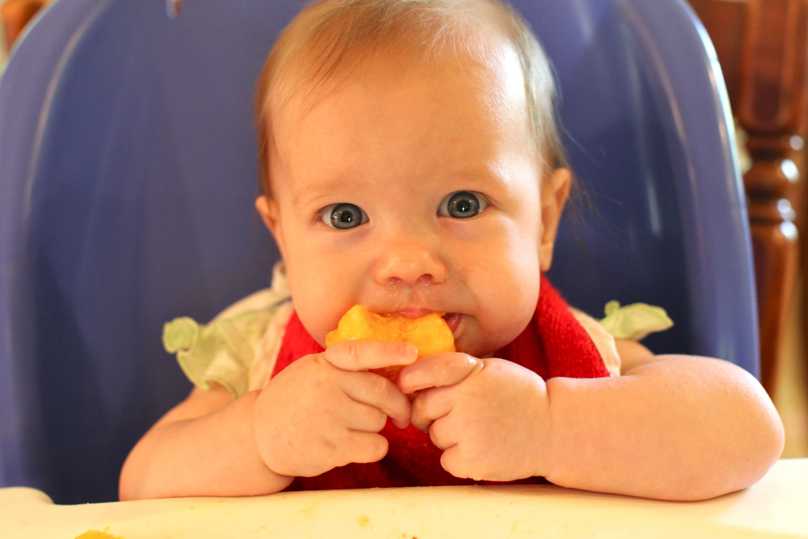 Weaning A Baby Off Formula How I Discovered And Embraced Baby Led Weaning Feeding Blw