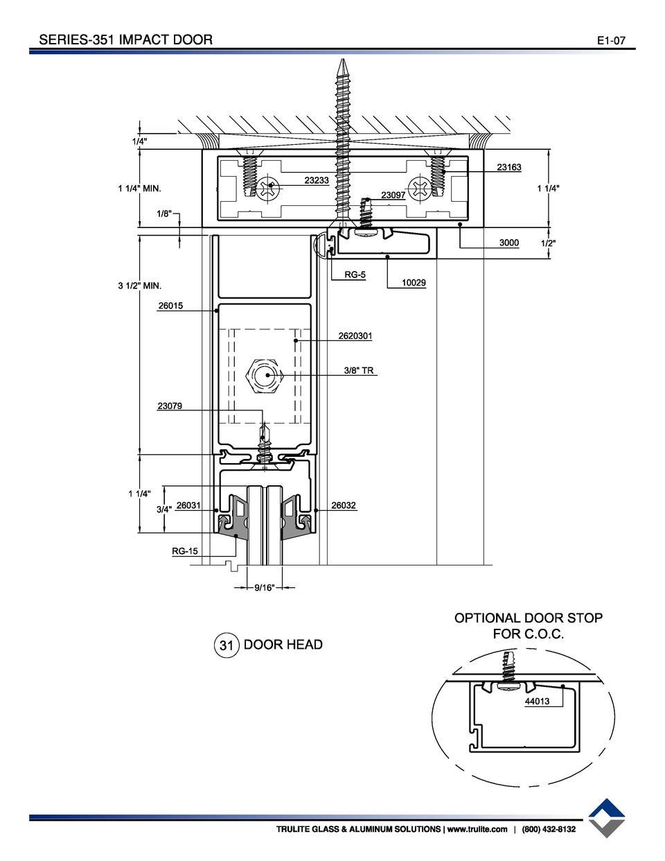 dock leveler schematic