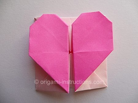 How To Make Origami Paper Quotheart Gift Box With Secret