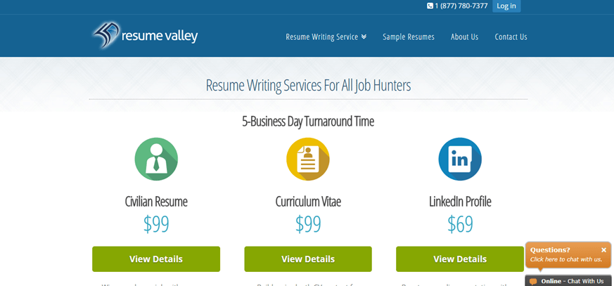resume valley reviews