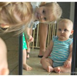 Mirror Time for Baby Play