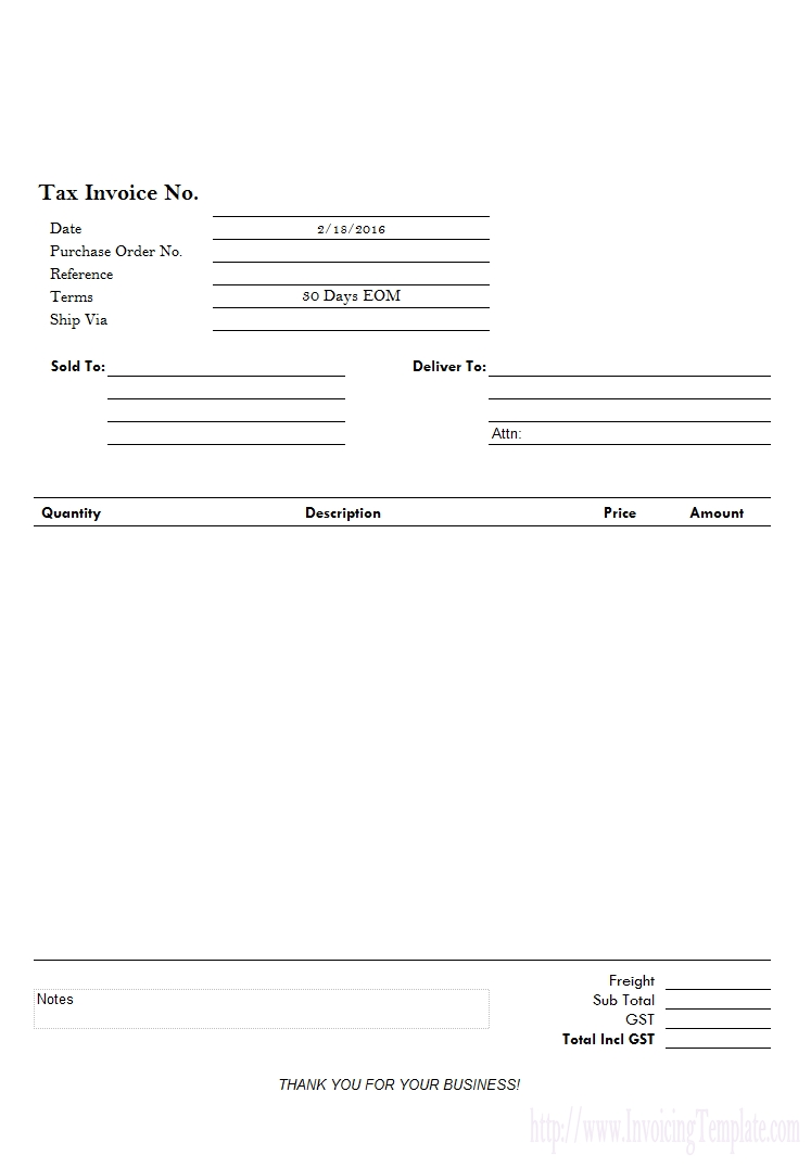 Simple Invoices Review * Invoice Template Ideas