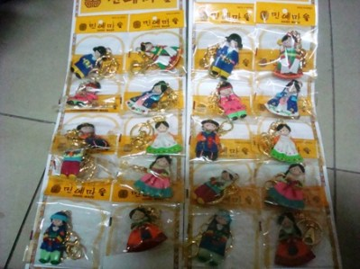 Traditional South Korea Souvenirs