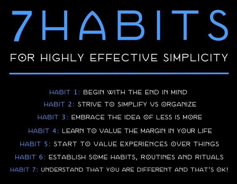 Wallpaper Think Different Quotes Ready To Simplify Here Are 7 Habits For Highly Effective