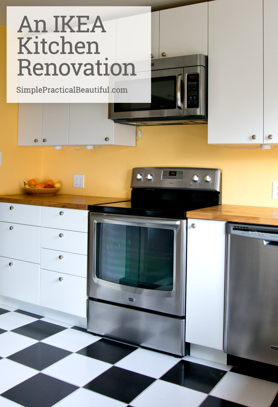A Charming Ikea Kitchen Remodel | Simple Practical Beautiful
